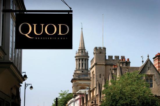 Quod Restaurant & Bar: Quod on the High