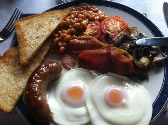 The Heatherville Hotel: Breakfast