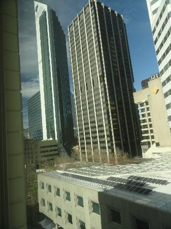 Holiday Inn Perth City Centre: View from Holiday Inn room.