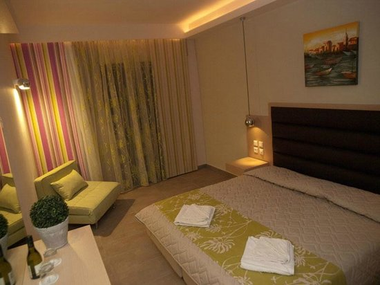 Pantheon Hotel: friend room