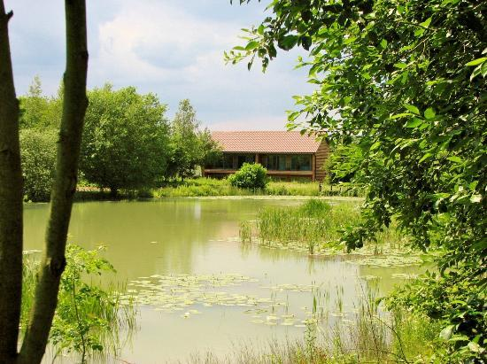 Greenbanks Country Hotel & Restaurant: View of the self catering accommodation