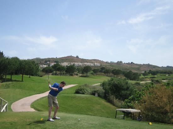 La Cala Resort: Golfing