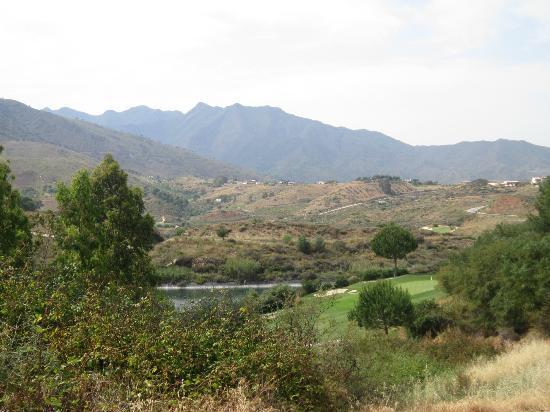 La Cala Resort: Mountains