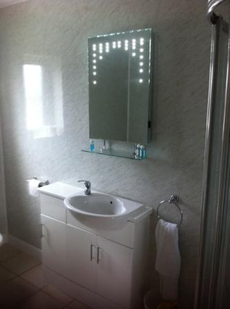 Edenhall Country House Hotel: bathroom