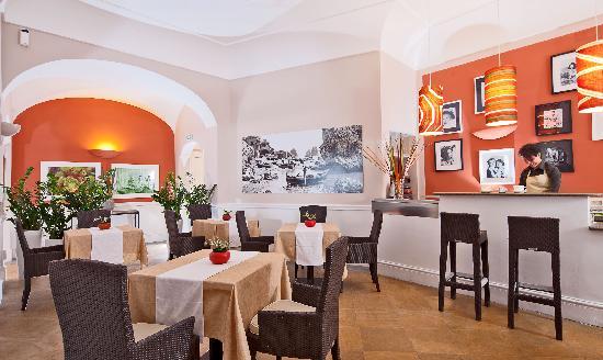 Hotel della Piccola Marina: Il nostro bar.