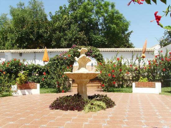Hotel Carmen Teresa: lovely gardens