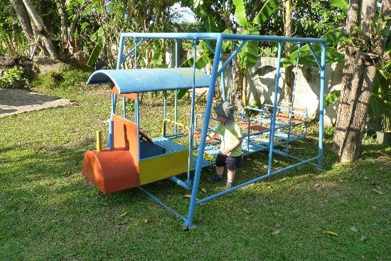 Secret Garden Chiang Mai : L'espace jeux pour les petits