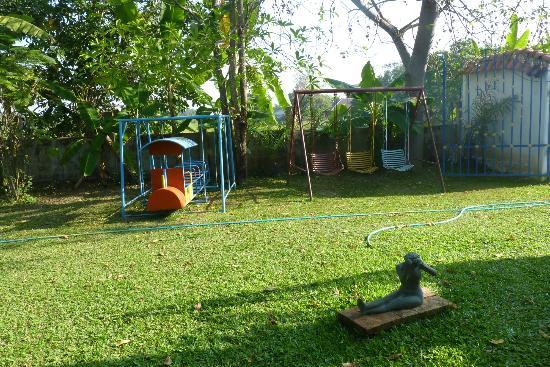 Secret Garden Chiang Mai : L'air de jeux pour les plus petits
