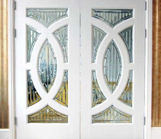 The Ocean View Hotel Art Deco Doors & Art Deco Doors - Picture of The Ocean View Hotel Bournemouth ...