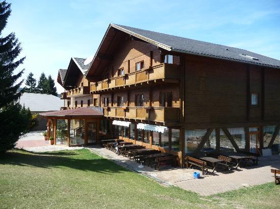 Nature Hotel Enzianhof: Vorderansicht