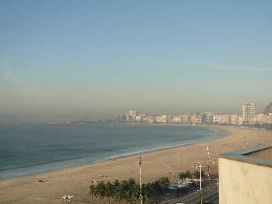 Hotel Atlantico Praia: Vista diurna desde la habitación