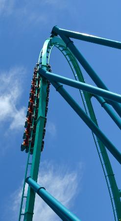 The Leviathan - Picture of Canada's Wonderland, Vaughan