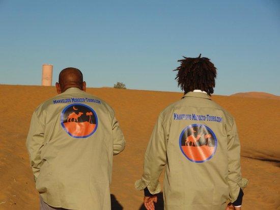 Live the experience!!! Marvelous Morocco Tours\ Camel Treks