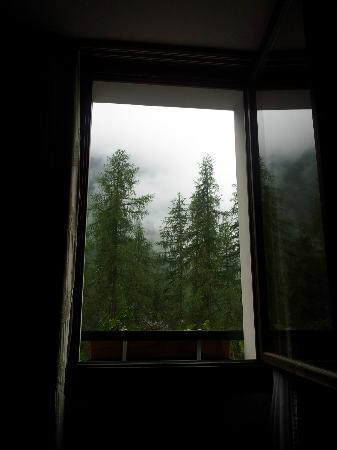 Hotel Walser: desde la ventana