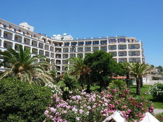 Giardino verde picture of hilton giardini naxos - Hotel palladio giardini naxos ...