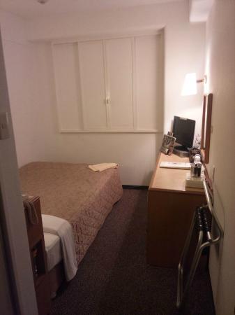 Kawasaki Green Plaza Hotel: 部屋