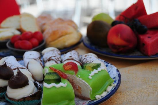 Scicli Albergo Diffuso: La colazione dell'Albergo Diffuso.