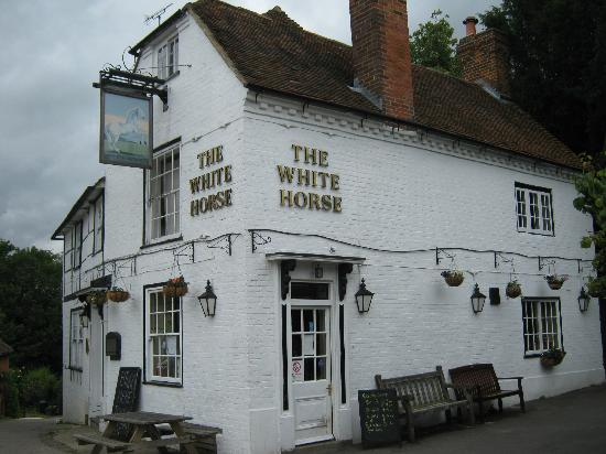 A pub in Chilham village