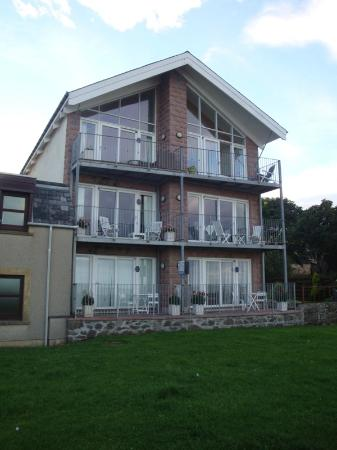 BayView Bed & Breakfast: Hotel - sea front