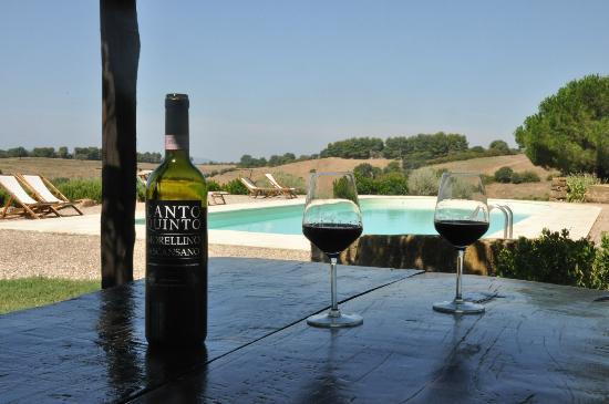 Agriturismo Il Quinto: Relax in Piscina