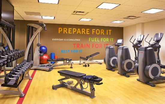 Sheraton Portsmouth Harborside Hotel: Sheraton Fitness by Core Performance