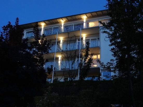Hotel Schlossberg: Hotel Vorderfront