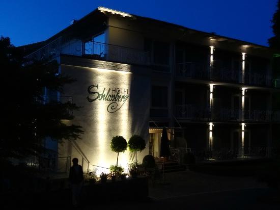 Badenweiler, Germania: Eingang Hotel