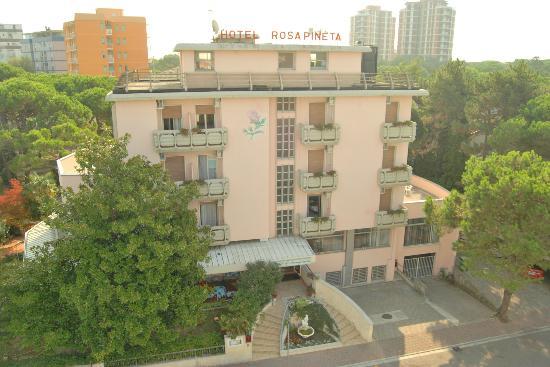 Hotel Rosapineta: Hotel