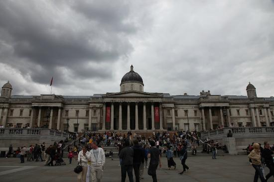The Trafalgar : Museo!