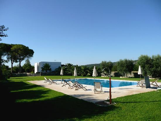 Masseria Marianna: Swimming pool