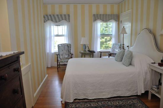 The Claremont Hotel: Our Room