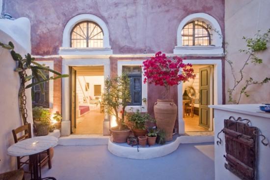 Zoe-Aegeas Traditional Houses
