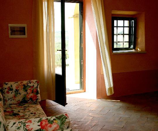Soggiorno - Foto di Tenuta il Quinto Magliano in Toscana, Magliano ...