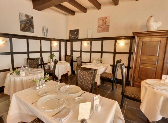 Hotel-Restaurant Nougier: Restaurant