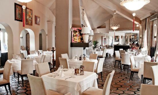 Restaurante Soliluna : Soliluna Interior