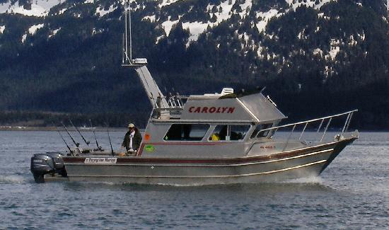 PFISH - Pacific Fishing
