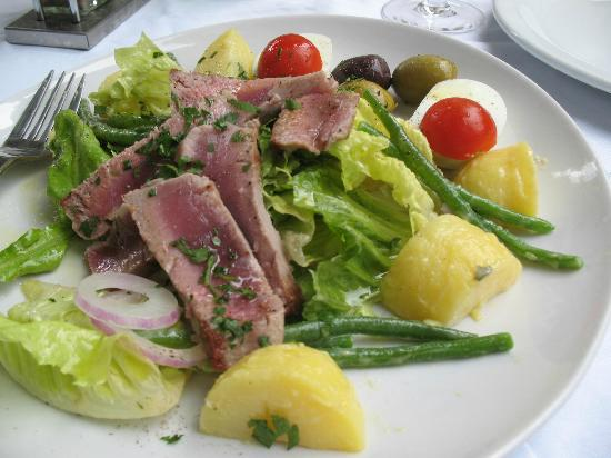 Kogo Havelska : Nicoise Salad