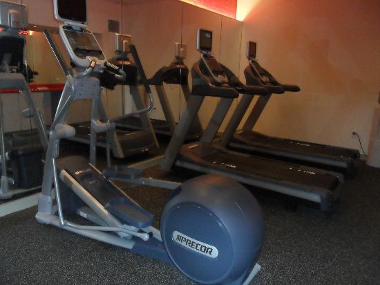 Hotel Ignacio: Fitness