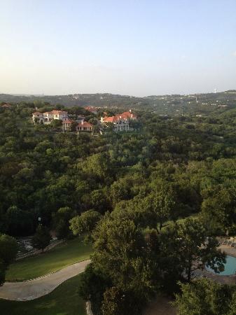 Omni Barton Creek Resort & Spa: View from our room