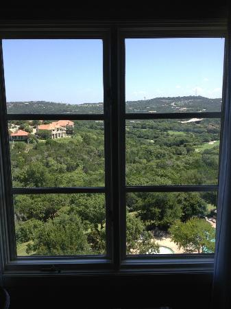 Omni Barton Creek Resort & Spa: Another view from our room