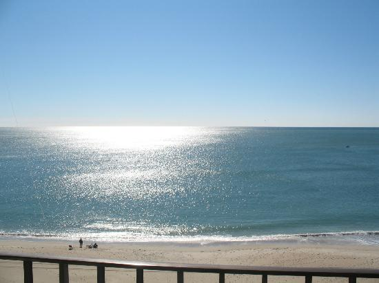 Pine Knoll Shores, Carolina del Norte: From my balcony