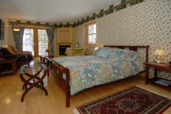 B & B Villa Massawippi : Cezanne Room