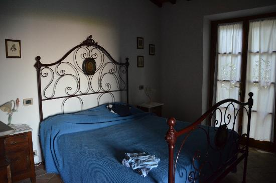 Agriturismo Casagrande: sleeping room