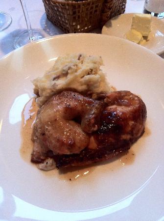 Sel et Poivre: roast chicken