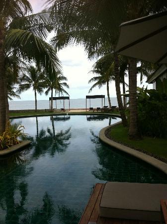 Rest Detail Hotel Hua Hin: จากสระว่ายน้ำ