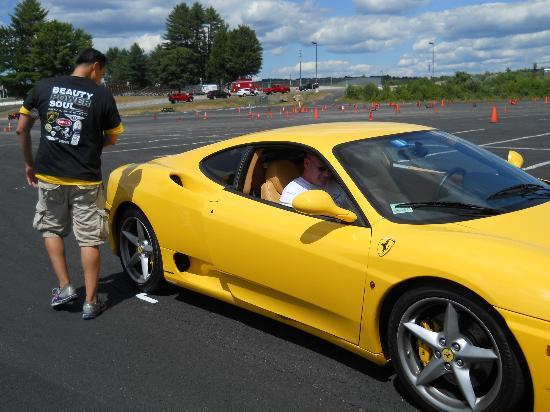 Ltd Edition Yellow - Foto di The Motorsport Lab, Boston - TripAdvisor