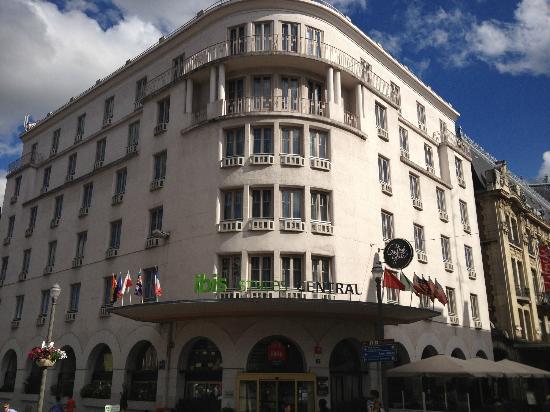 Hotel Ibis Styles Dijon Central Dijon France