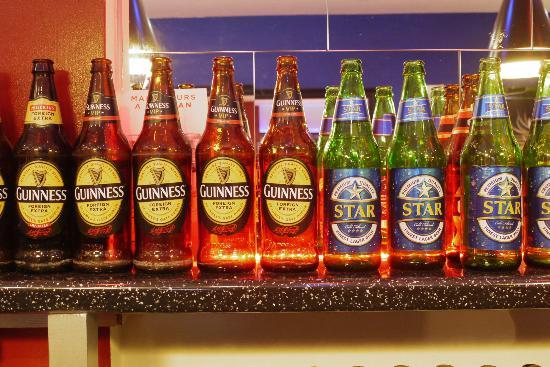 Tantalizer: Nigerian Beer