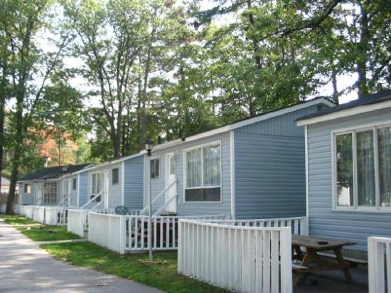 Blue Coast Cottages Cottage Reviews Deals Wasaga