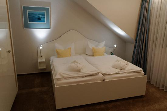 Vitalhotel Weisse Duene: Schlafzimmer